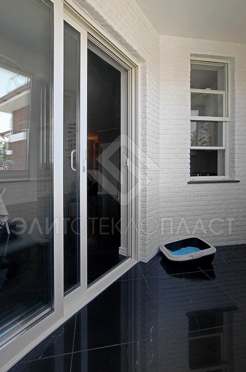 Американские окна из стеклопластика