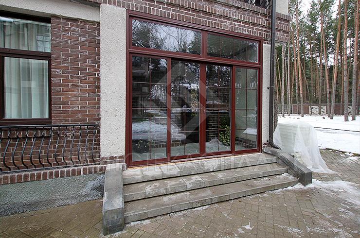 Раздвижные двери из стеклопластика