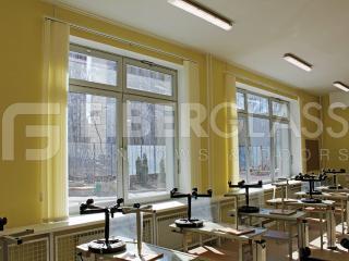 Стеклокомпозитные окна в школе на ул.Базовская (05)