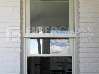 Подъёмное окно из стеклокомпозита