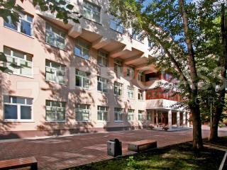 Стеклокомпозитные окна в школе на ул. Щепкина
