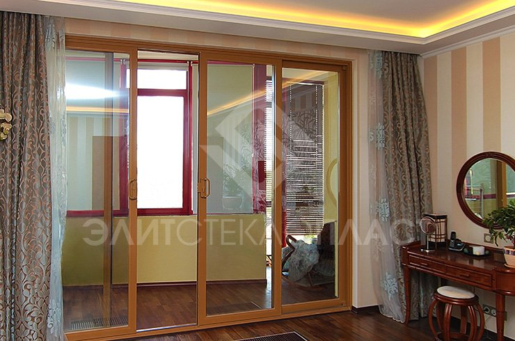 Квартиры - fiberglass windows and doors - окна и двери из ст.